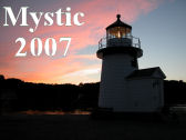 Photo of Lighthouse at Mystic Seaport, CT